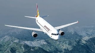 Pilot Deliberately Crashes An Airbus A320 Over Europe | Alps Disaster | Germanwings  9525 | 4K