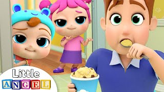 Daddy, Mommy, Yes Kids | Johnny Johnny Parents Version | Little Angel Kids Songs
