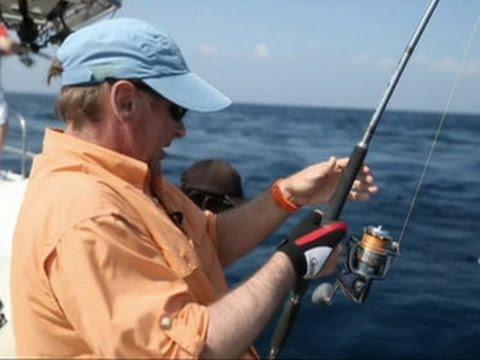 передачи про рыбалку на океане