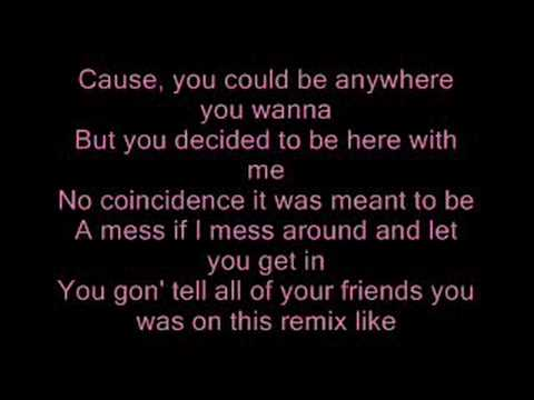 Love In This Club Pt. 2-Usher-With lyrics!!