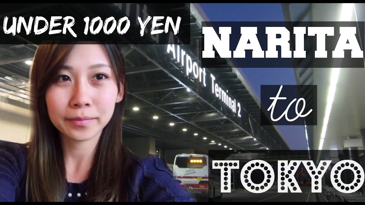 The cheapest way to get from Narita Airport to Tokyo station [MJ selection]