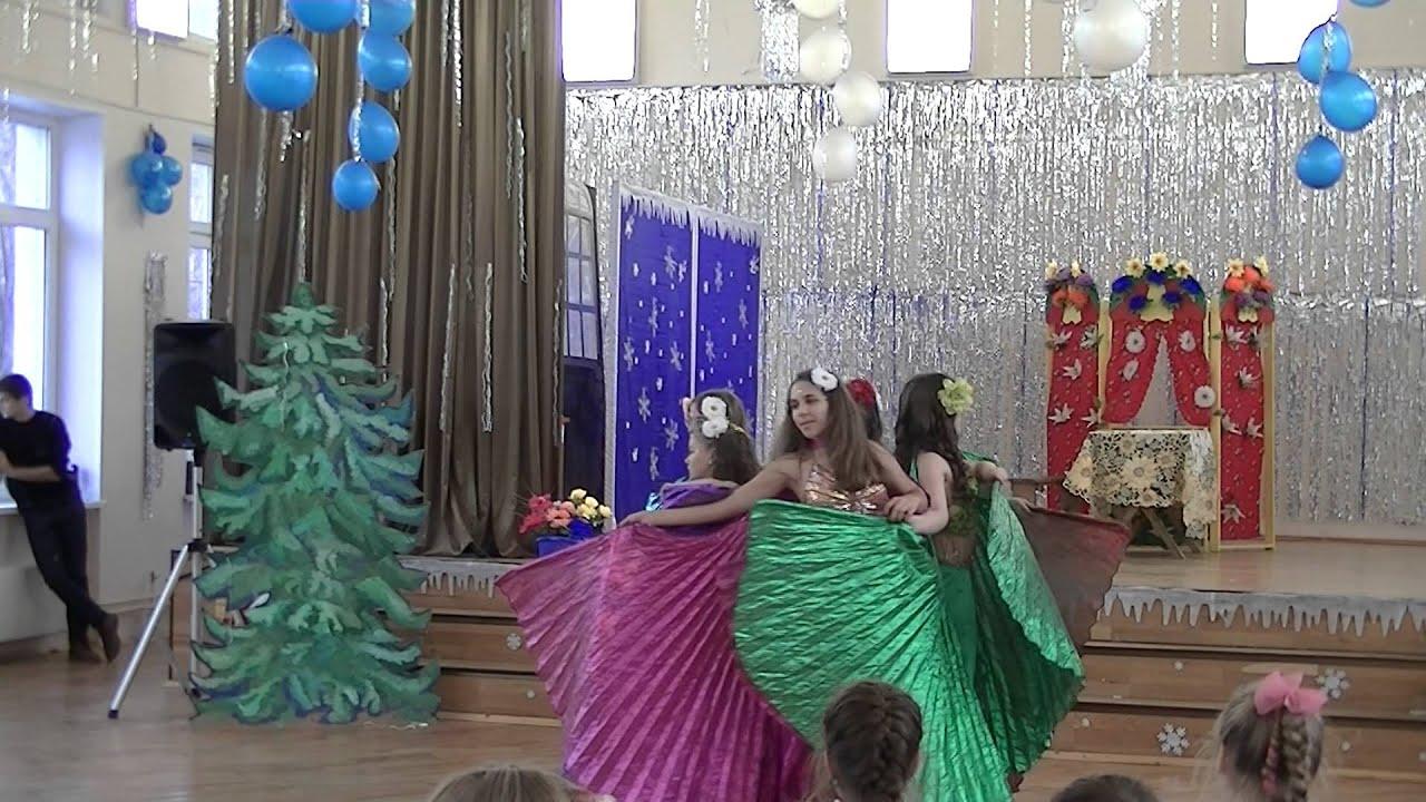 Снежная королева черкесск новый год