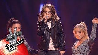 Jools - 'Beast'   Halve Finale   The Voice Kids   VTM