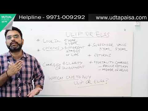 ULIP Vs ELSS Where to Invest in 2018? - Hindi MP3