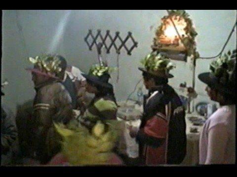 NOCHE DE SANTIAGO EN HUACHOCOLPA