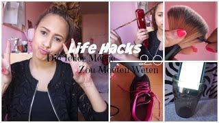 Life Hacks Die Ieder Meisje Zou Moeten Weten 2.0 | COLLAB