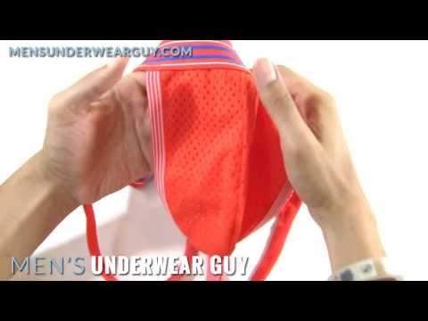 2Xist Sliq Mesh Jockstrap Review by Men's Underwear Guy