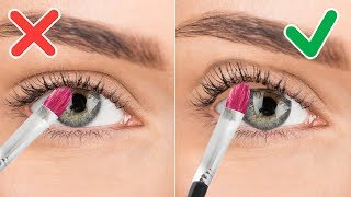 36 HACKS FOR THE PERFECT MAKEUP