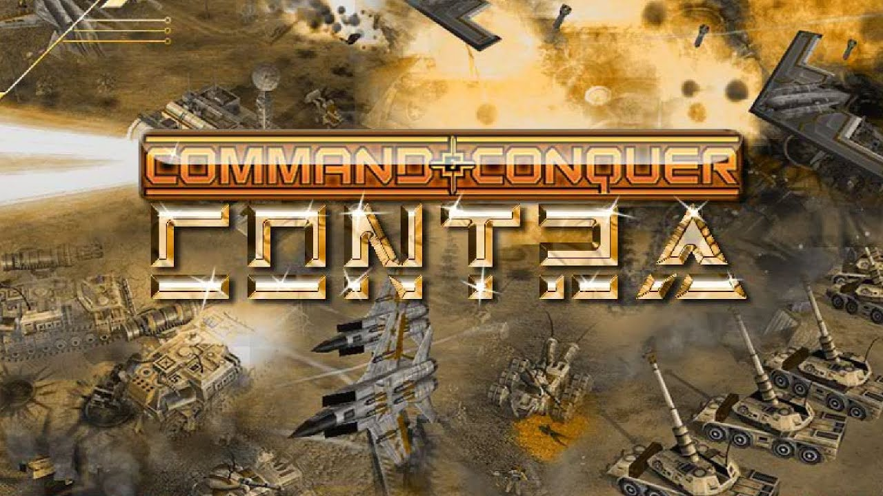 Command & Conquer: Generals (Video Game), Real-time Strategy (Media Gen