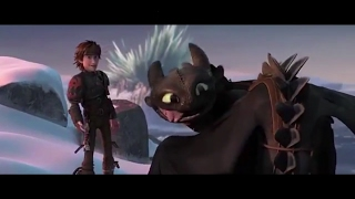 How To Train Your Dragon 2  Flying With Mother  En