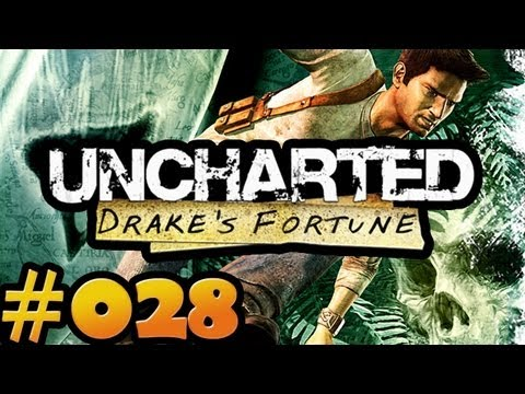Let's Play Uncharted: Drakes Schicksal #028 - Gold und Knochen [Deutsch][Blind][PlayStation3]