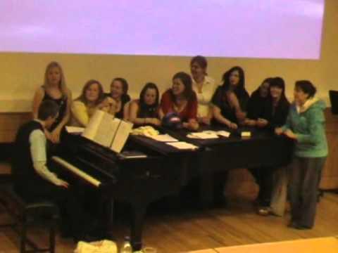 University of Aberdeen Music Department 4th Year Music Revue 2008