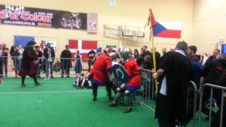 Rise of the Knights 2014, Final - 1st round - Team GB (Battle Heritage) vs Poland