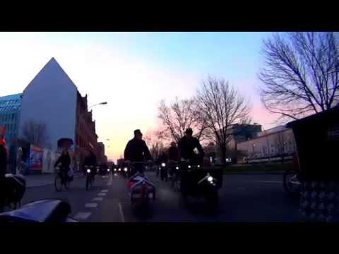 Berlin Music Ride w Klara Geist (20.03.2015)