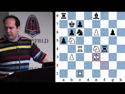 Lecture with GM Ronen Har-Zvi (World Championship: Anand vs. Carlsen | Games 3-4) - 2013.11.13
