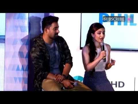 Soha Ali Khan, Kunal Khemu & Rannvijay Singh   at the Launch Latest Range of Philips TV   Part 2