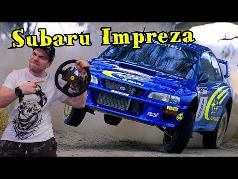 Dirt 4  - ЛЕГЕНДАРНАЯ SUBARU IMPREZA 1995 года