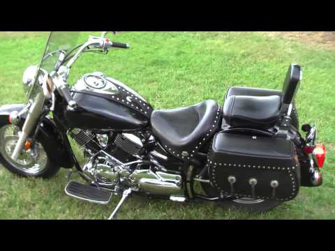 yamaha vstar 1100 Video
