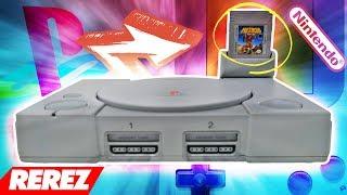 Game Boy on PlayStation!? - Rerez