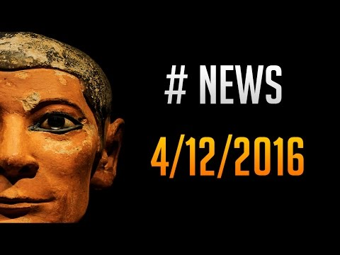 Colossal ancient Egyptian statues arrive safely in British Museum..