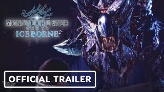 Monster Hunter World: Iceborne - Official Glavenus & Gameplay Trailer