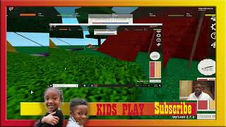 Kids with Toys! Roblox