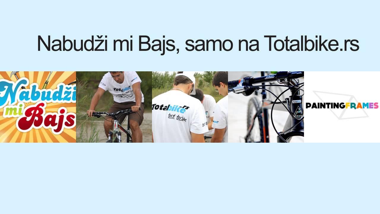 .rs - Internet prodavnica bicikli i delova za bicikle - YouTube