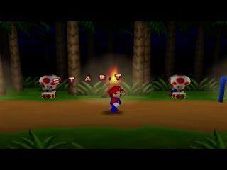 Mario Party - Luigi's Engine Room