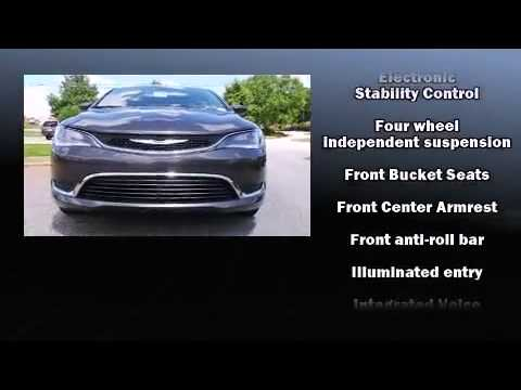 2015 Chrysler 200 Limited in Covington, GA 30014