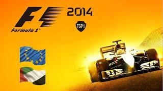 video TGP1 - Season 20 Week 10 - Europe, Abu Dhabi (F1 2014)
