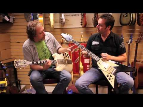 From The Hard Rock Vault - Jimi Hendrix Guitars