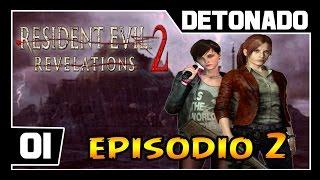 Resident Evil Revelations 2 - Episodio 2 - Parte #1 - Novos Sobreviventes!