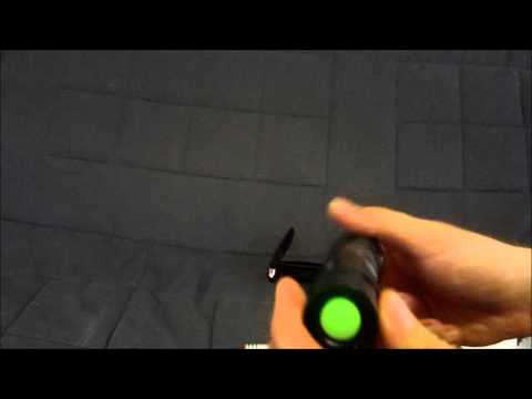 UltraFire 1800LM Cree XML T6 LED Flashlight Unboxing