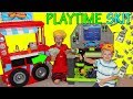 We Opened a Hot Dog Stand! Earning Real Money! -