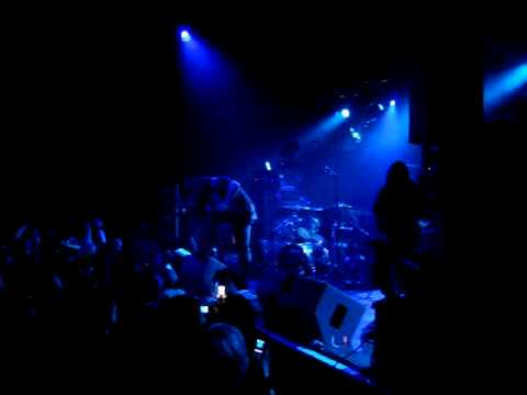 Cannibal Corpse- Evisceration Plague Live at the UEA in Norwich 2009