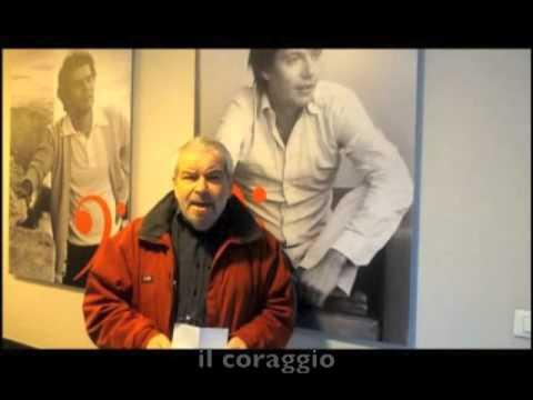 ENRICO THIEBAT- (7) ricordo di Claudio Magnabosco (videomessaggio da Genova)