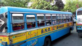 Kolkata Road Guide: Garden Reach to Kidderpore via BNR