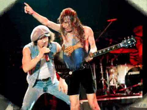 AC DC THUNDERSTRUCK  Lyrics español/ingles