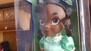 Tiana Disney animator doll!
