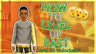 HOW TO REACH LEVEL 50 (**NOT CLICKBAIT**)   AVAKIN LIFE ONLINE - BY: DANTEAVA 9.85 MB