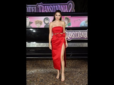 Selena Gomez : Her Raciest Red Carpet Looks Of 2015 thumbnail