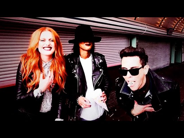 Cobra Starship Never Been In Love ft. Icona Pop OFFICIAL VIDEO