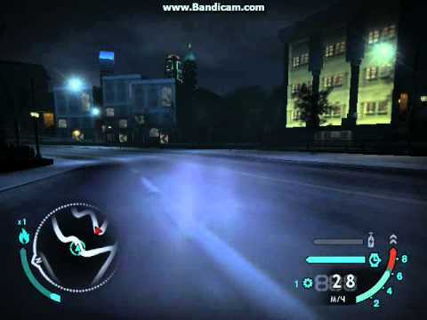 прикол в Need For Speed Carbon