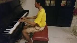 Allah Peduli By The Late Mike Mohede, Piano Version By Nathan Muljanto