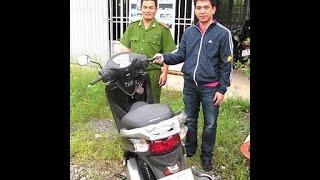 Khóa Chống Trộm Xe Máy Tốt Nhất tại Tp HCM
