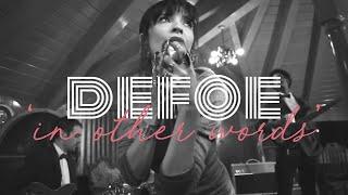 DEFOE - In Other Words