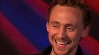 Tom Hiddleston Funniest Moments