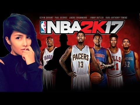 MY FIRST TIME playing NBA 2K17 | Let's Get Good :) | Come Say Hello!