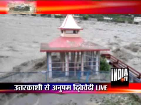 Heavy rains trigger landslides, floods in Uttarakhand, Part 2