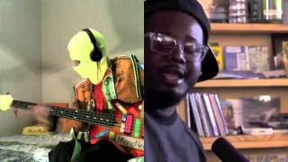 "MonoNeon x T-Pain: NPR Tiny Desk Concert - ""Up Down (Do This All Day)"""